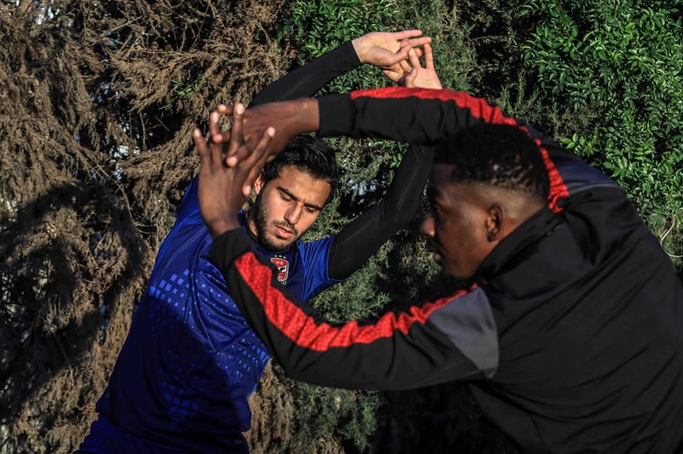 الاهلي في الجزائر (3)