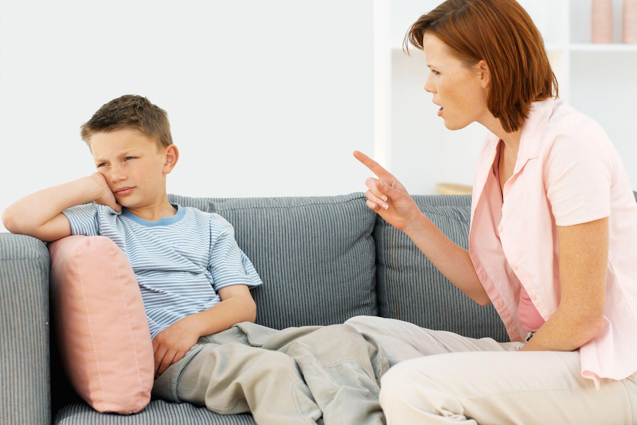 التعامل مع الطفل العصبى