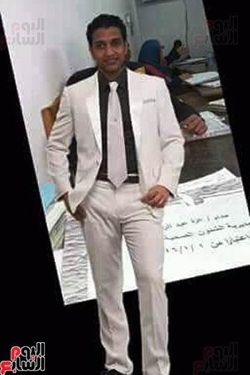 مأساة خالد شاب من القليوبية (11)