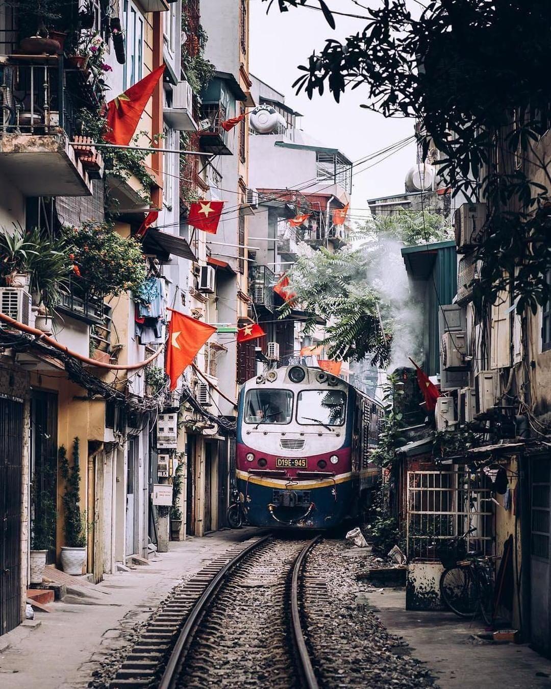قطار هانوى