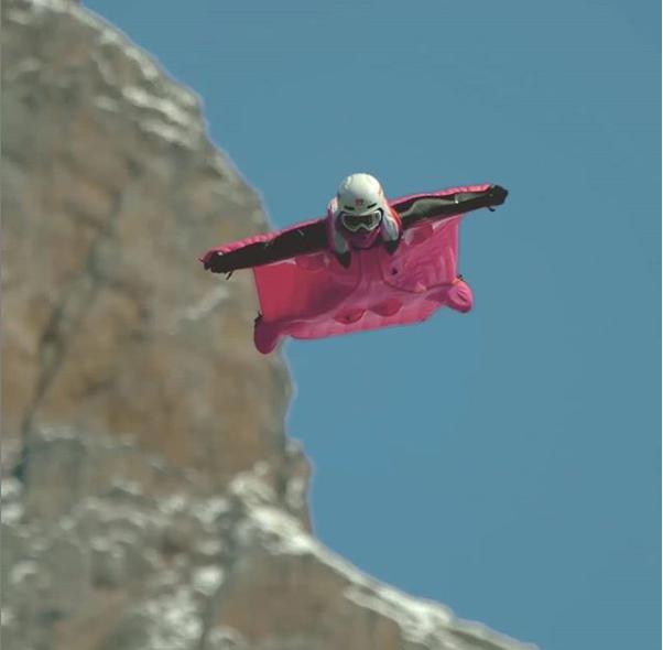 أسرع امراة طائرة فى العالم