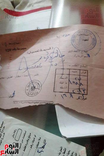 مأساة خالد شاب من القليوبية (6)