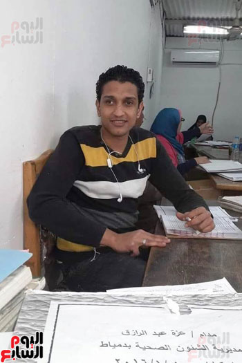 مأساة خالد شاب من القليوبية (12)