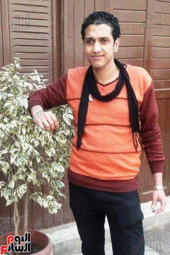 مأساة خالد شاب من القليوبية (8)