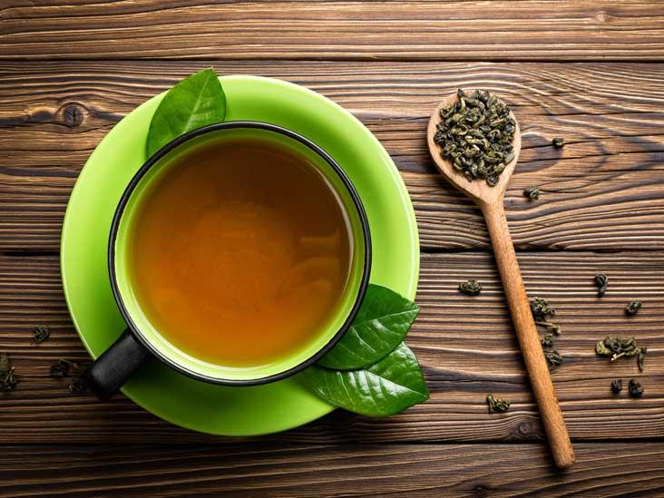 1   الشاى الاخضر