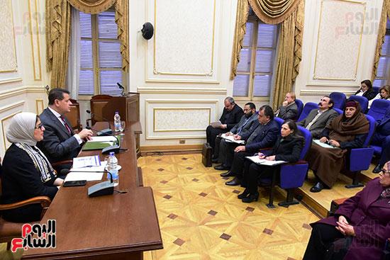 لجنة الشئون الأفريقية بمجلس النواب (3)