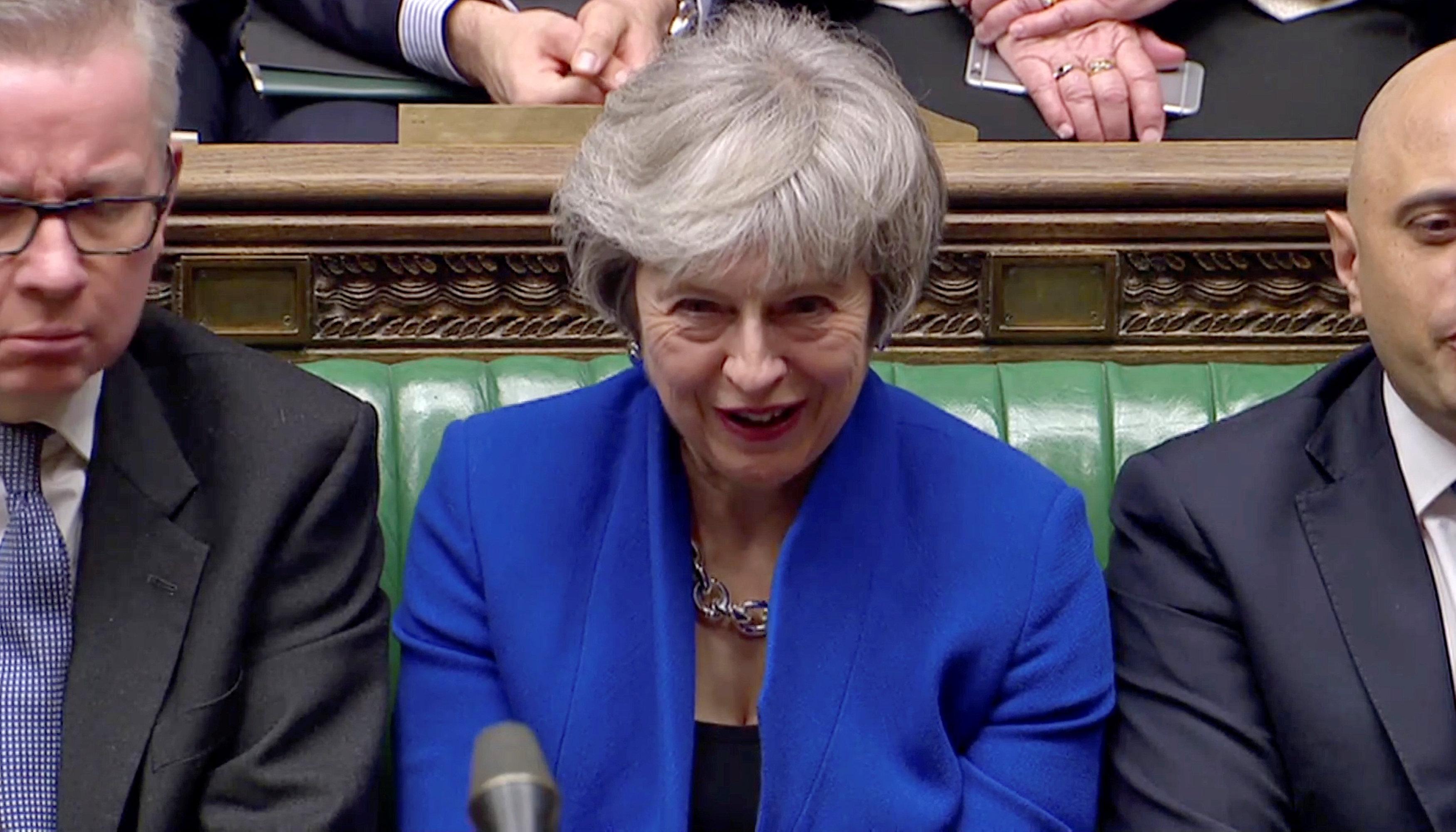 ئيس الوزراء البريطانية