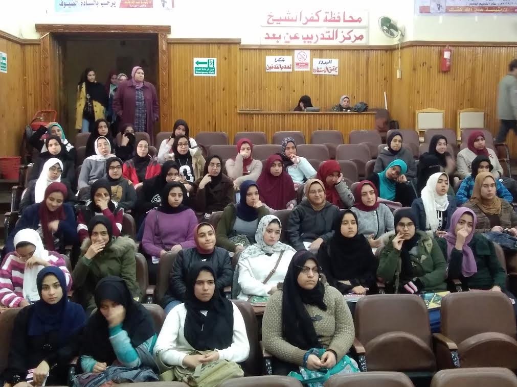 جانب من لقاء القوافل التعليمية (2)