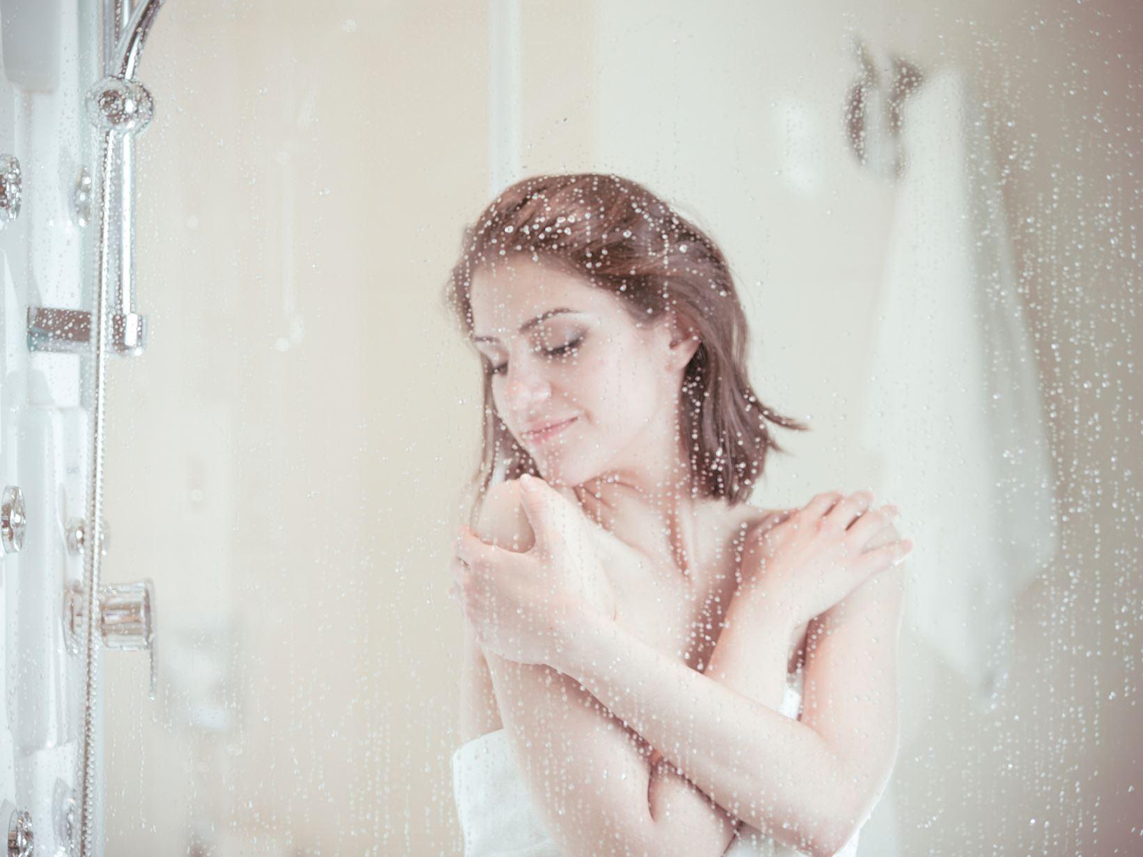 اضرار الاستحمام البارد فى الشتاء