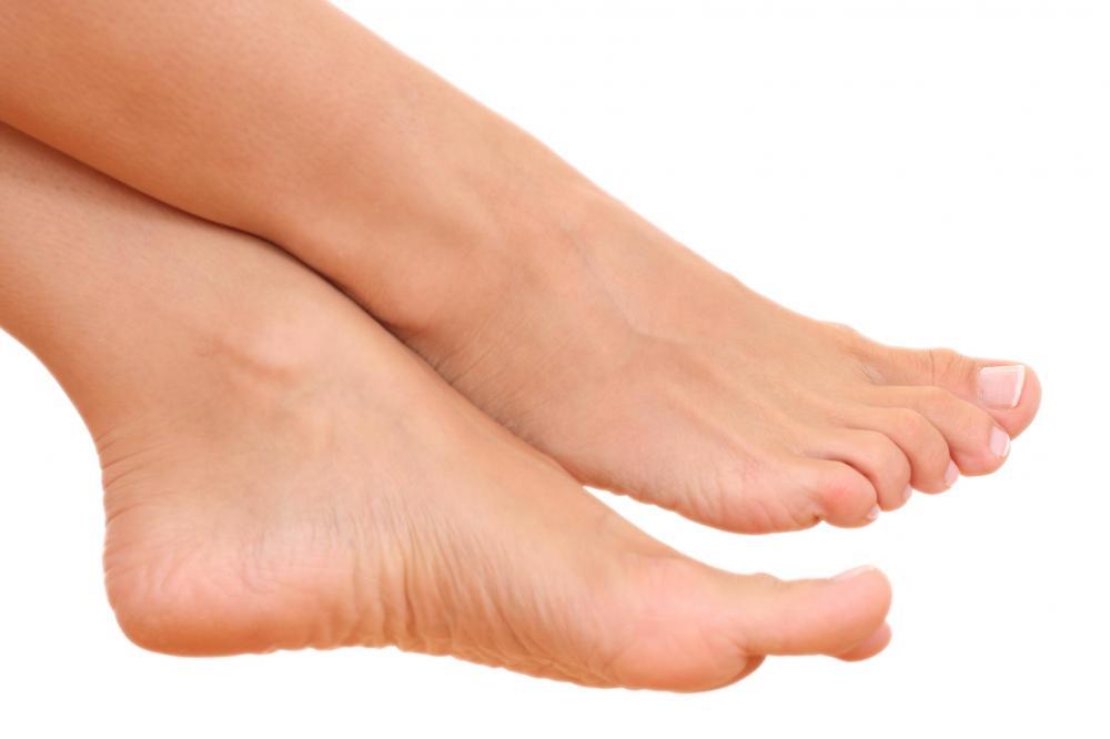 ما هو علاج فطريات القدم