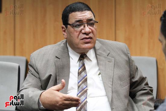 حوار الدكتور هشام عبدالحميد رئيس مصلحة الطب الشرعى السابق (4)