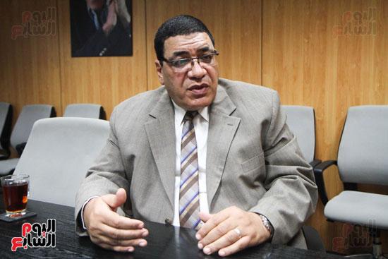 حوار الدكتور هشام عبدالحميد رئيس مصلحة الطب الشرعى السابق (3)