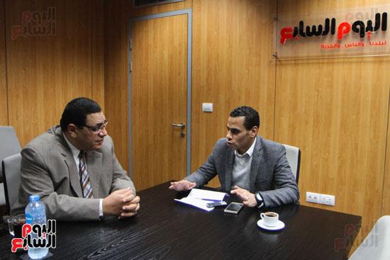 حوار الدكتور هشام عبدالحميد رئيس مصلحة الطب الشرعى السابق (5)