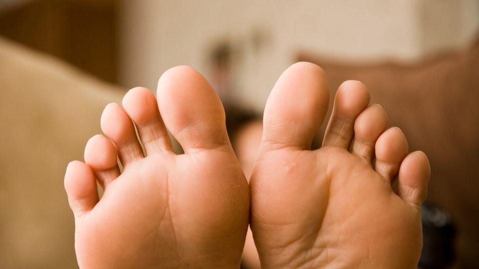 علاج فطريات القدم تعرف