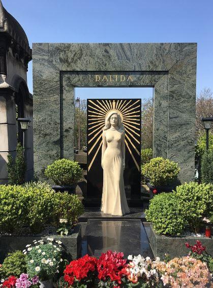 قبر داليدا