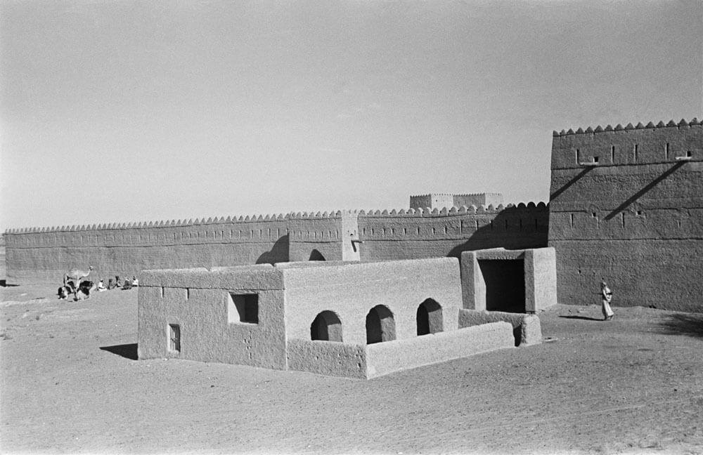 القصر قديما