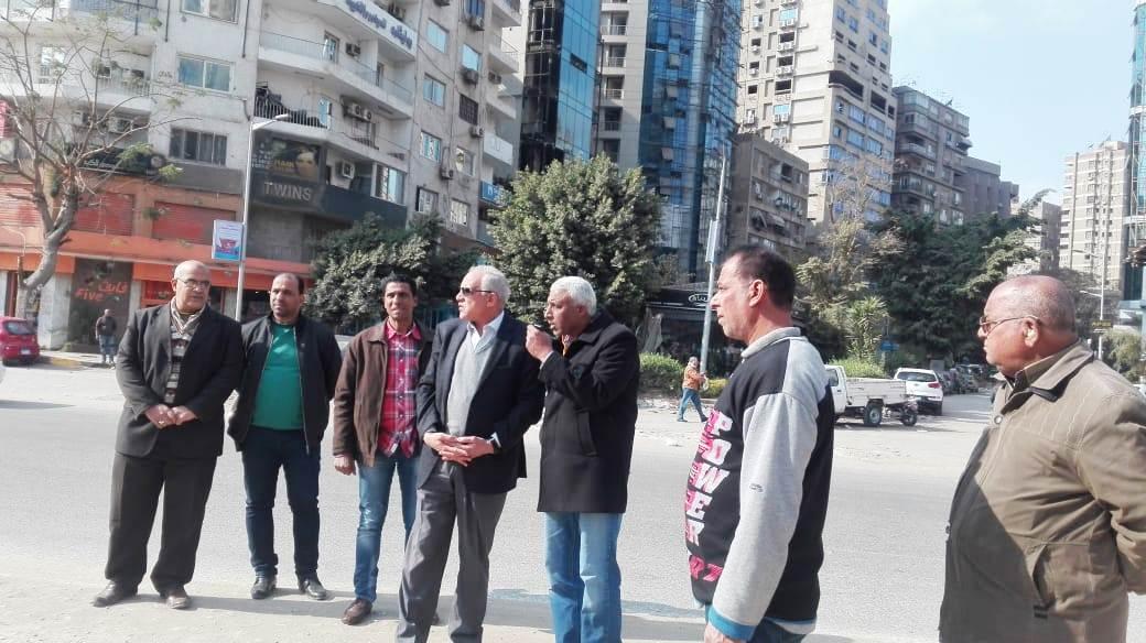 أحمد راشد، محافظ الجيزة، (1)