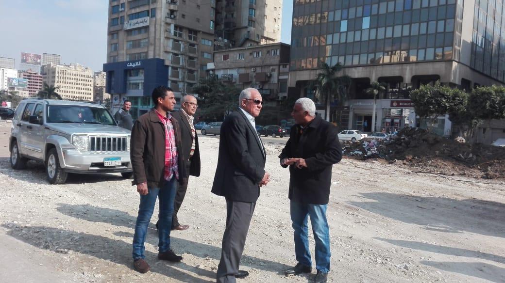 أحمد راشد، محافظ الجيزة، (3)