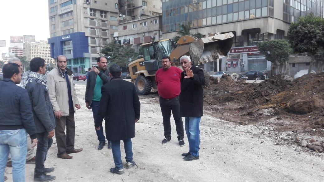 أحمد راشد، محافظ الجيزة، (2)