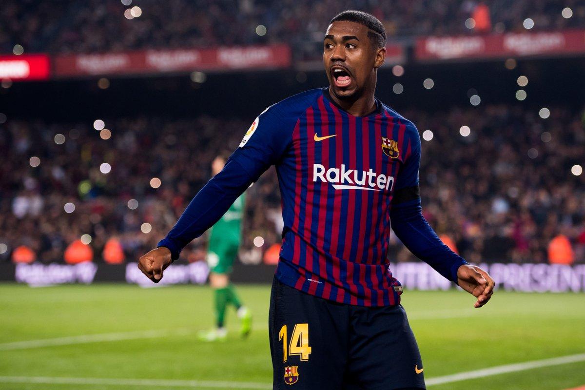 مالكوم لاعب برشلونة