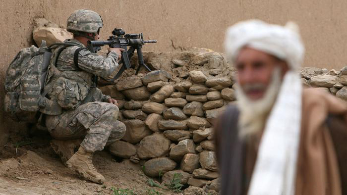 حرب أفغانستان