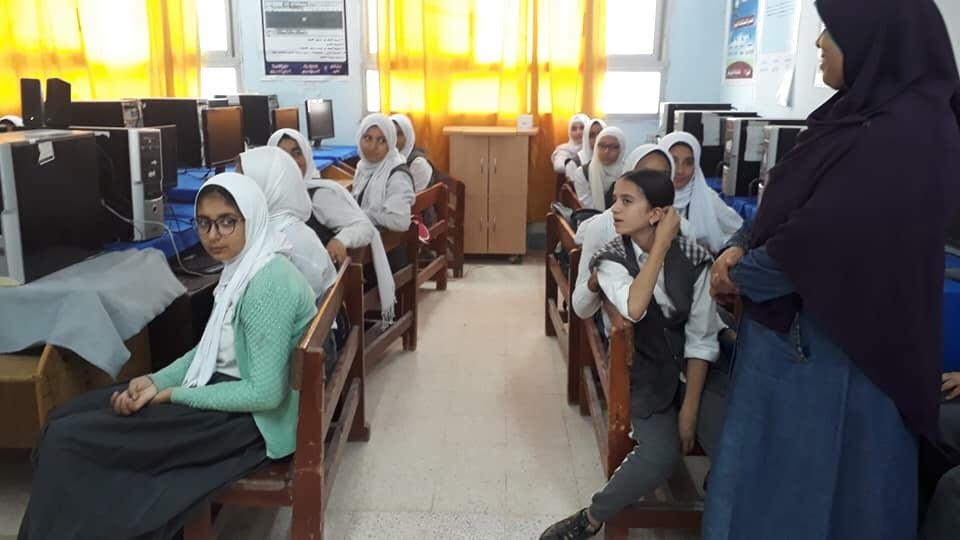 التعليم بسيناء تبدء فى تطبيق المنظومة (1)