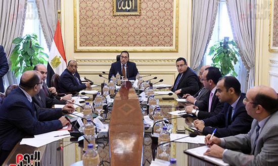 مصطفى مدبولى يتابع تكليفات الرئيس خلال افتتاح بشاير الخير 3 بالإسكندرية (1)