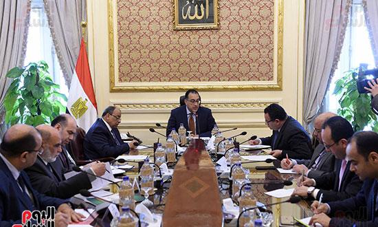 مصطفى مدبولى يتابع تكليفات الرئيس خلال افتتاح بشاير الخير 3 بالإسكندرية (3)