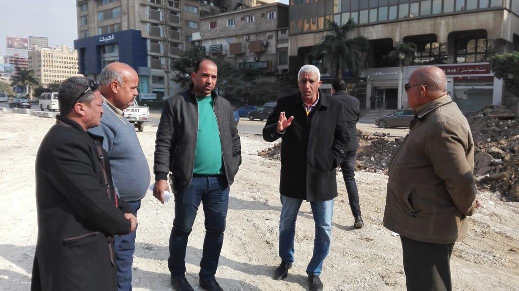 أحمد راشد، محافظ الجيزة، (4)