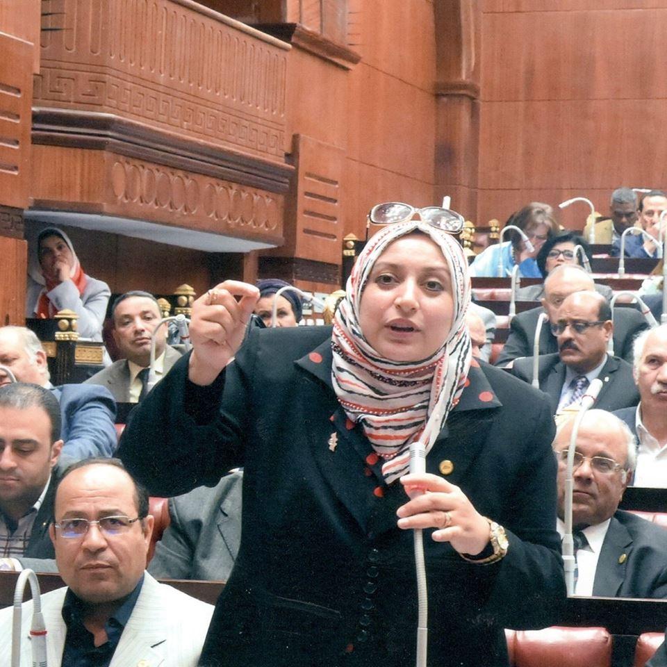 سحر عتمان عضو مجلس النواب