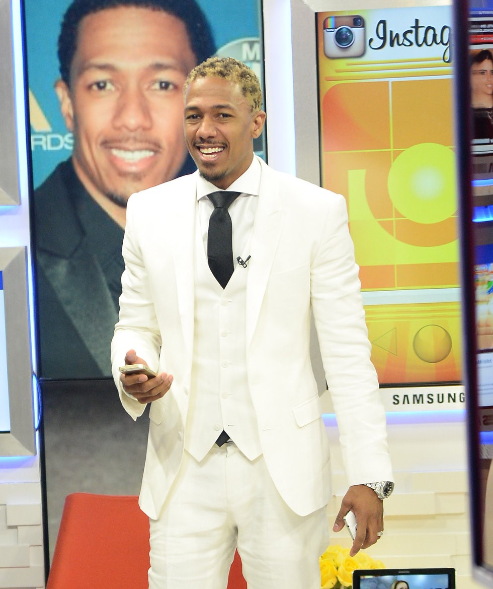 Nick Cannon (2)
