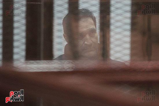 جمال وعلاء مبارك بقضية التلاعب بالبورصة (13)