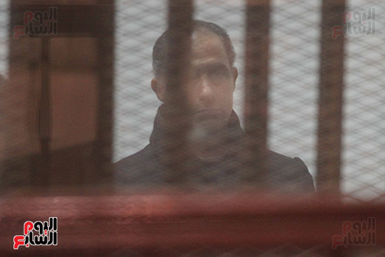 جمال وعلاء مبارك بقضية التلاعب بالبورصة (15)