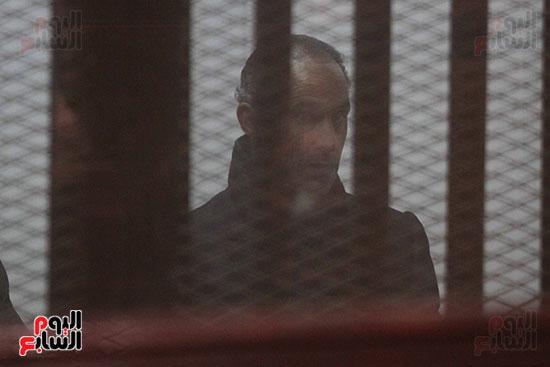 جمال وعلاء مبارك بقضية التلاعب بالبورصة (6)