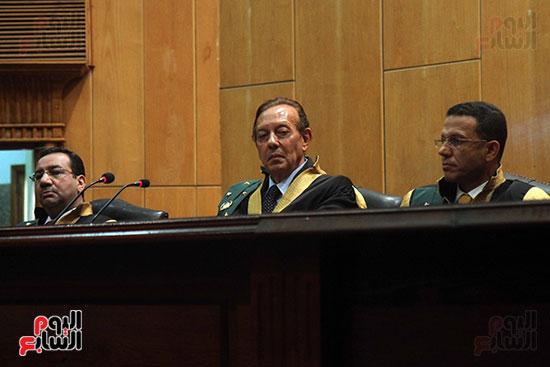جمال وعلاء مبارك بقضية التلاعب بالبورصة (18)