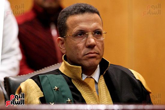 جمال وعلاء مبارك بقضية التلاعب بالبورصة (8)