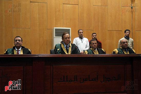جمال وعلاء مبارك بقضية التلاعب بالبورصة (10)