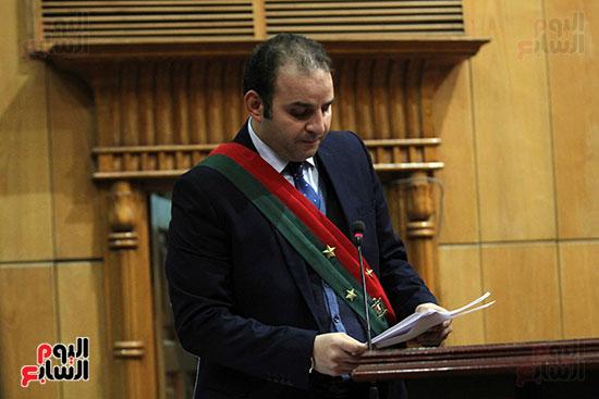 جمال وعلاء مبارك بقضية التلاعب بالبورصة (12)