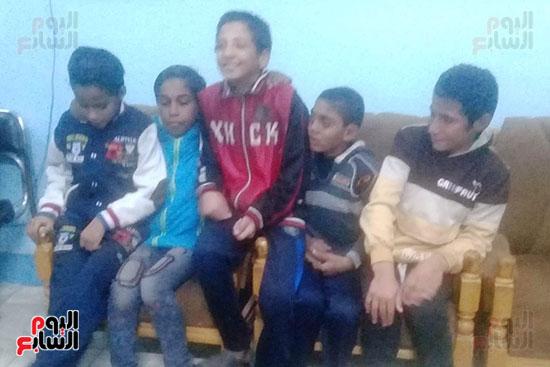 التضامن تنسق مع محافظة بورسعيد  ومديرية الامن لانقاذ المشردين وكبار السن (6)