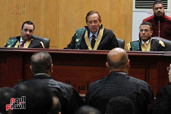 جمال وعلاء مبارك بقضية التلاعب بالبورصة (2)