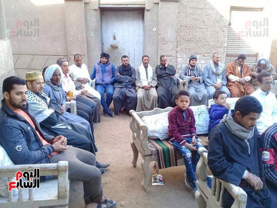 مبادرة-تيسير-الزواج-بقرية-البارود-(14)