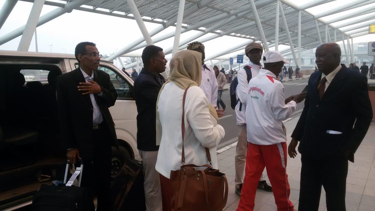 وفد سودان