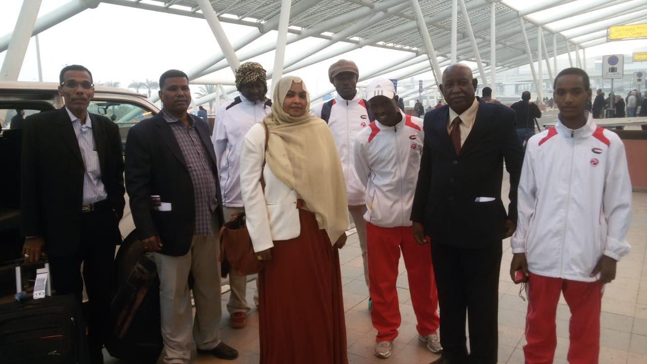 الوفود السوداني