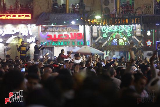 الآلاف يحيون ذكرى استقرار رأس الحسين (10)