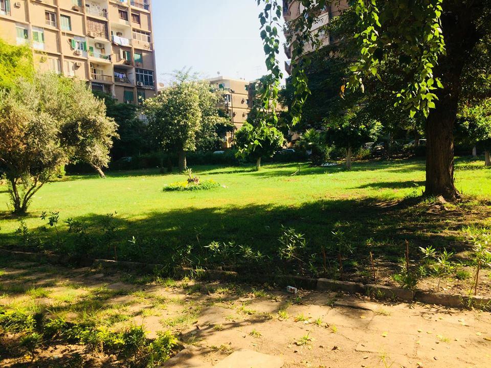 الحديقة