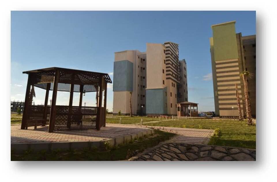 وحدات مدينة العلمين الجديدة  (1)