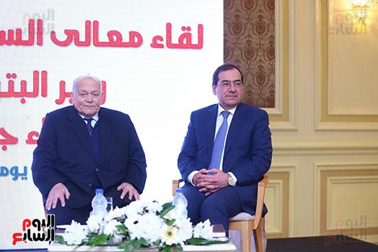 ندوة نظمتها جمعية البترول (12)