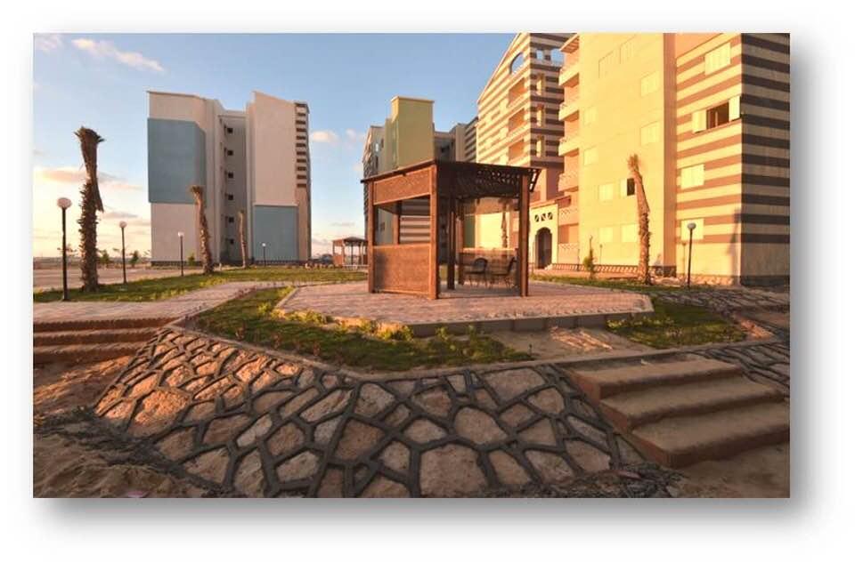 وحدات مدينة العلمين الجديدة  (4)
