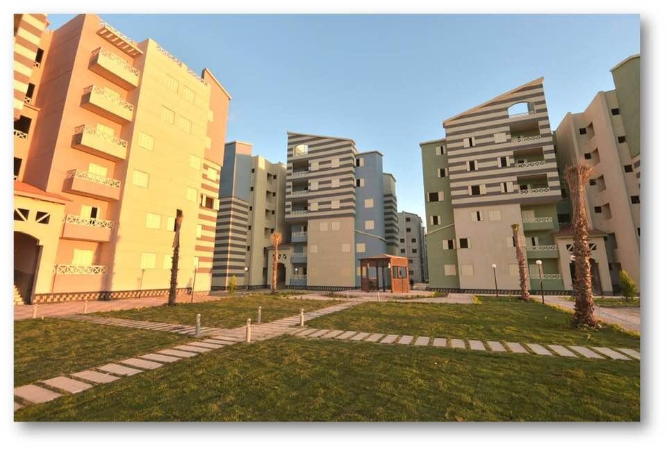 وحدات مدينة العلمين الجديدة  (5)