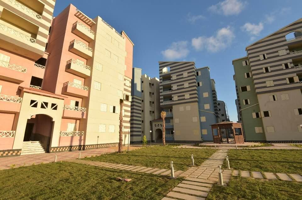 وحدات مدينة العلمين الجديدة  (2)